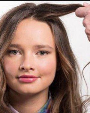 半扎发&盘发发型设计 3款鱼骨辫发型扎法图解