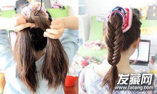 【图】半扎发&盘发发型设计