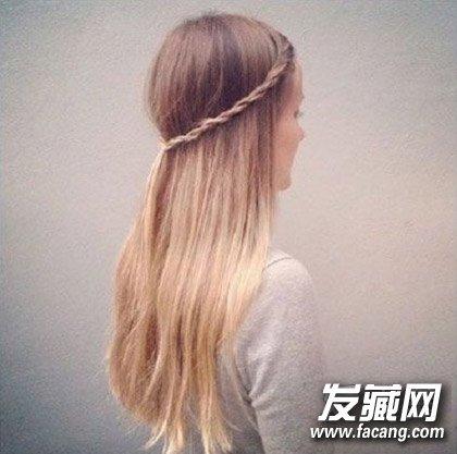 """三招教你让发型""""膨""""起来 →7款超简单扎发教程 扎头发简单的方法"""