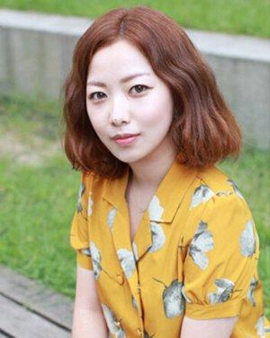 最新短发发型设计,韩式蛋卷头短发甜美修颜
