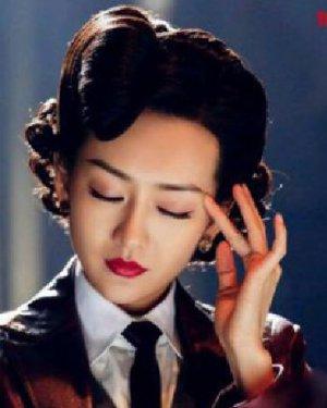 《伪装者》王鸥御姐范发型秀
