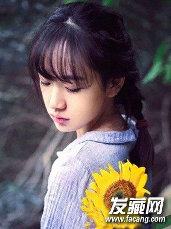韩国女生可爱发型 女生最新可爱发型推荐(4)