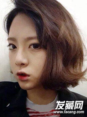 短发发型设计 韩式中短发真的很流行