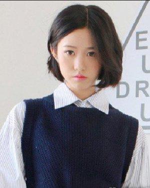 中短发韩式波波头设计 韩式波波头发型推荐