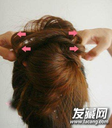 哪吒头 →冬季梳款丸子头 3种最常用扎法哪种最减龄 →丸子头怎么扎
