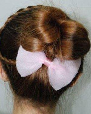 花苞头怎么扎好看 简单好看的发型