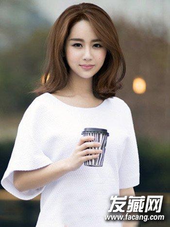 小脸适合短发型小脸图片发型女生3辫子步骤女生发型图片