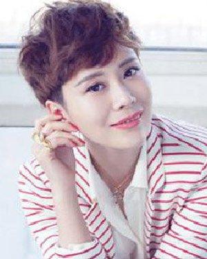 长脸女生适合的短发发型 轻熟女最爱韩式短发发型