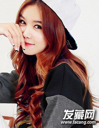 韩国女生个性发型设计 个性短发最受宠(3)图片