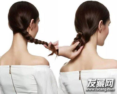 倪妮baby教你打造 最适合参加宴会的盘发(2)图片