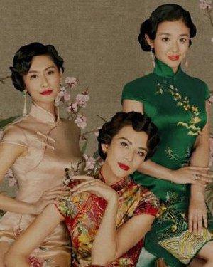 各有特色的旗袍发型 什么发型和旗袍最搭?