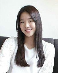 甜美韩式直发发型,打唯造美女神范