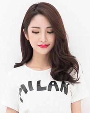 韩式中长发瘦脸显气质,这五款不能错过