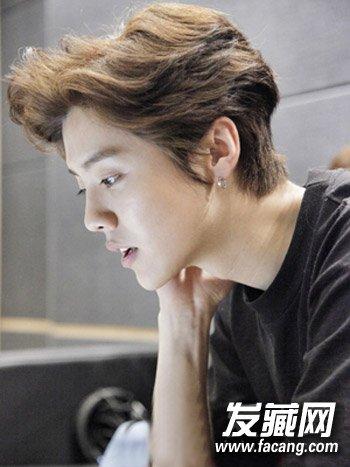 【图】男生帅气短发发型