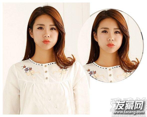 女生个子矮适合什么发型 矮个子女生发型(2)
