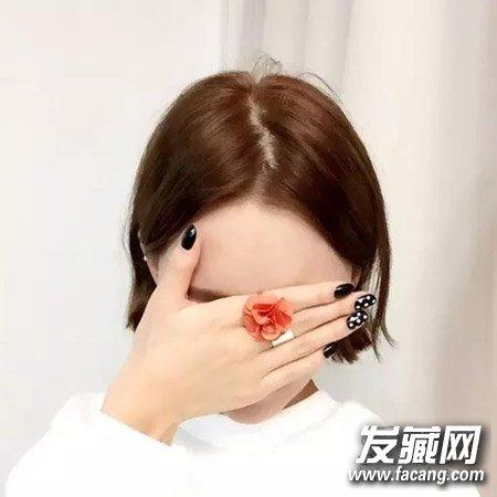 韩式气质短卷发发型设计 韩式9款清新减龄 →圆脸适合什么短发 韩式图片