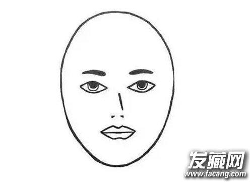 比较丰满圆润,没有棱角.圆脸搭配适合的发型会显得活泼可爱并减龄