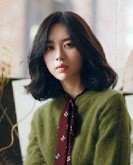 韩国网红尹善英示范 本季最流行中短发发型