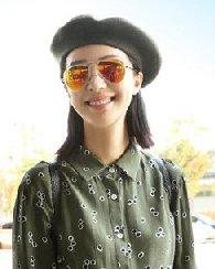 秋冬做个时尚控 9款帽子与发型搭配好抢眼