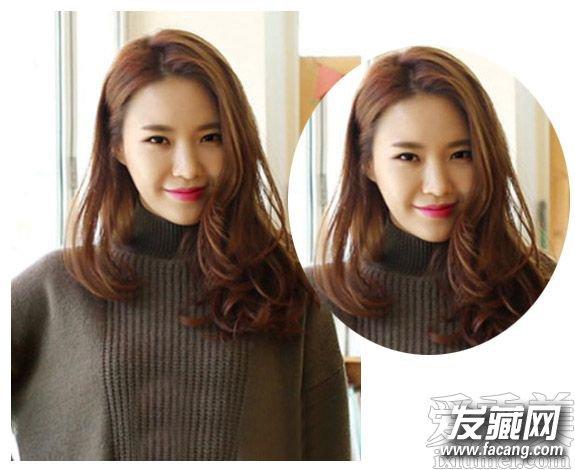 清爽的中短发直发发型图片 搭短发更显潮流范(2)图片