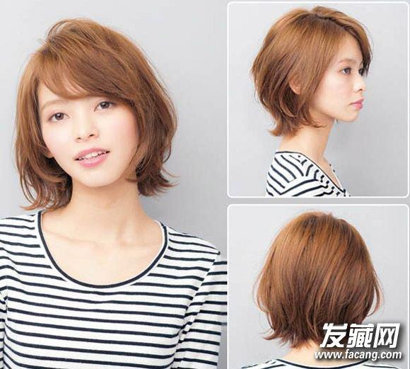 6招教你搞定过渡期发型 →天气热了 学会2种扎法将长发变短发 →唐艺图片
