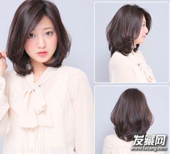 6招教你搞定过渡期发型 →天气热了 学会2种扎法将长发变短发图片