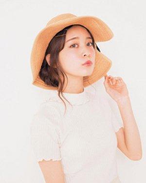 帽子打造高岭之花 DIY打造名媛时尚感