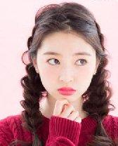 韩式编发教程图解 韩式麻花辫发型扎法