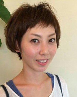 短发发型图片2015女 细碎韩式刘海发型图片