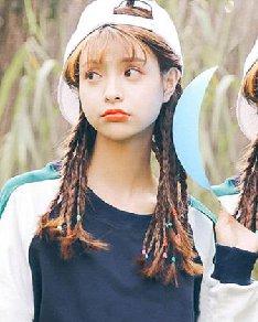 女生可爱扎发图片 女生可爱发型扎发