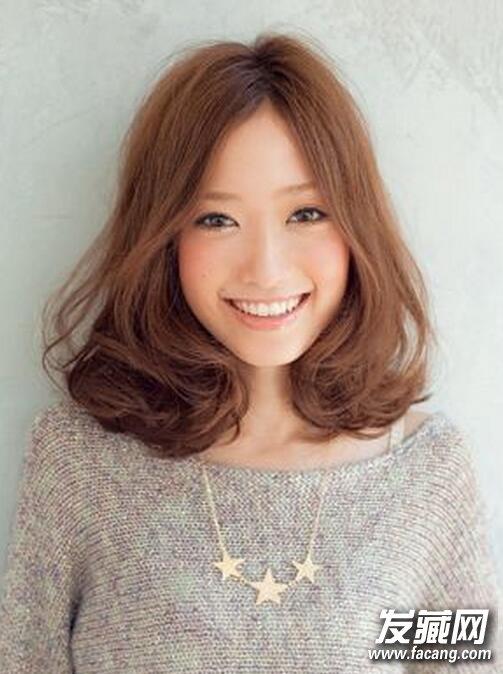 韩国荷叶头发型图片1