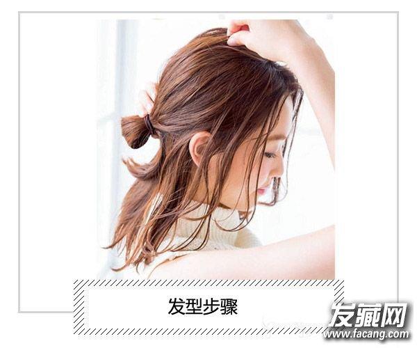 冬季长发怎么扎好看 时髦公主头发型 →赵丽颖扎半扎发 做冬日小