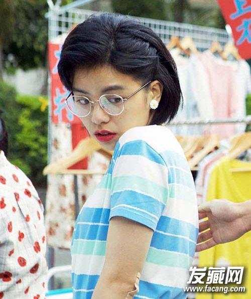【图】我的女生长发复古梨花短发头发型重回少女时代发型内扣图片中锅盖背影图片图片
