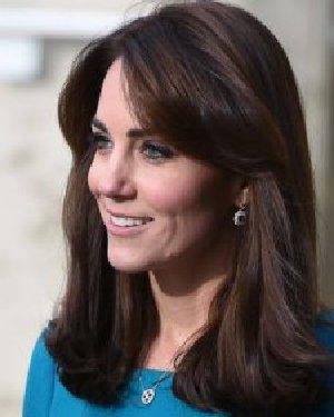 凯特王妃长发剪短获赞 最新的披肩中长发发型