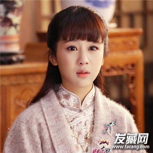 《诛仙》杨紫成世纪撞脸王 毫无刘海修饰更加衬出小脸精致(7)图片