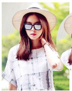 染什么颜色好看 2016年时尚韩式染发发型