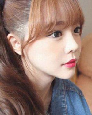 常见就是齐刘海发型 女生哪种刘海最减龄