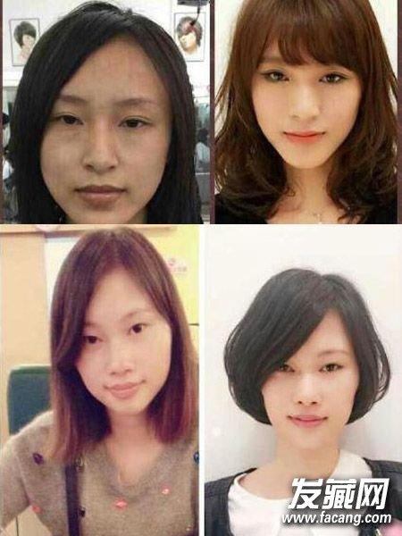 长得丑就要换发型 各种脸型对号入座