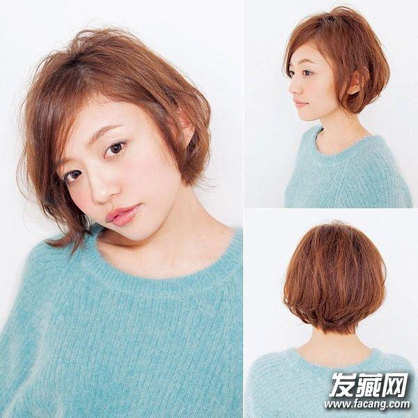 冬季什么发型好看 14款柔软卷发一直美到2016 冬天适合的发型