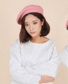 冬季女生什么发型好看 清新低调的韩式深棕色染发颜色