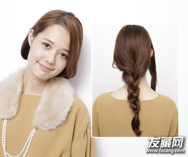 向披着头发的女生致敬#超实用长发扎法图解 →长发闷热怎么破?