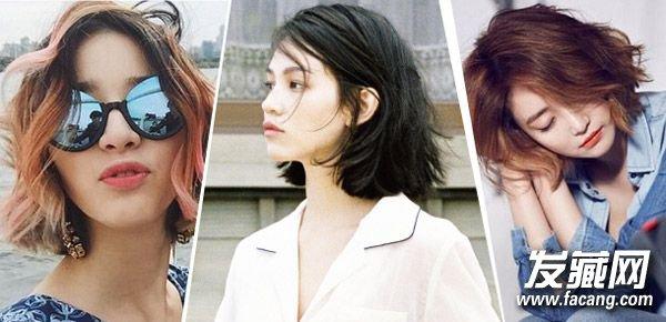 五步打造韩式蓬松短卷发 简单又有女人味 短发怎么卷好看