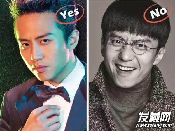 胡歌邓超 明星示范直男最不能留的几款发型图片