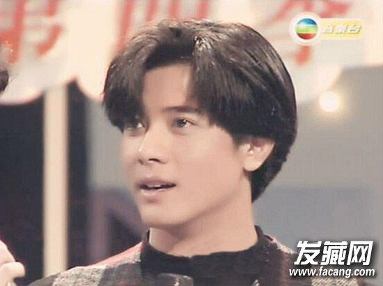 发型其实早在刘德华图片