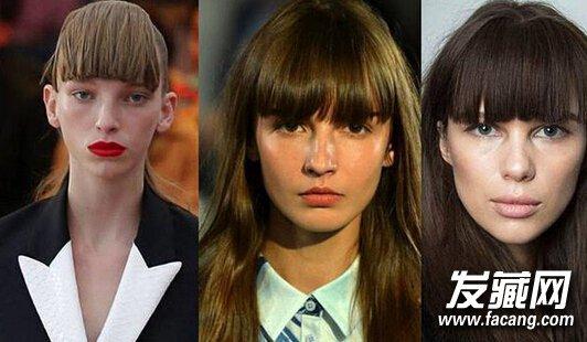 什么是二次元刘海?2016流行二次元刘海发型图片图片