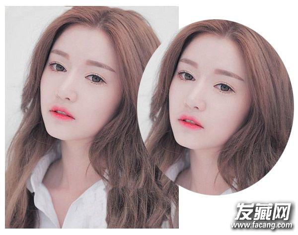 女生没有刘海的发型  导读:女生没有刘海的时候弄什么发型好看?