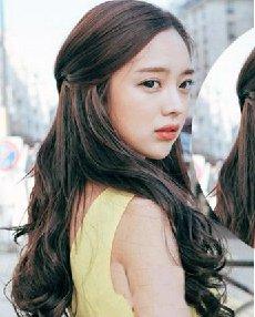 女生怎么露额头好看 女生没有刘海的发型
