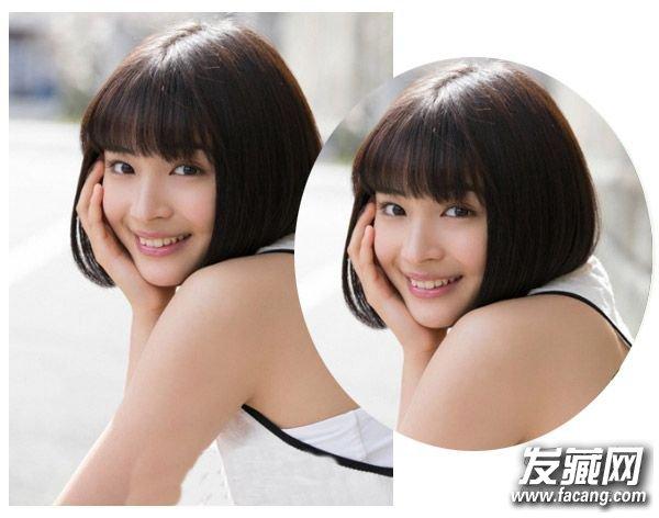 导读:圆脸什么发型显脸小五 可爱的圆脸 短发 波波头发型 ,柔顺的短