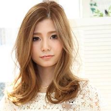 圆脸适合什么发型 下面九种发型修饰你的脸型