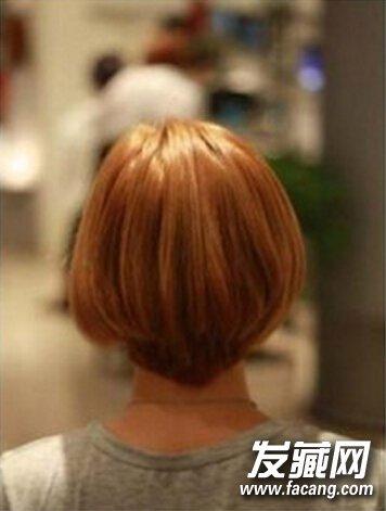 短发卷发过程展示  →各式蛋卷头发型图片大写的可爱